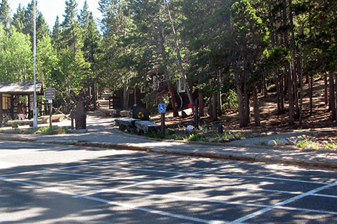 Ranger Station trailhead