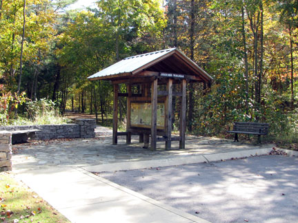 Creekside Trailhead