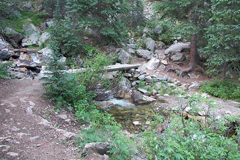Bridge crossing Beaver Creek